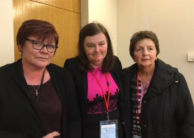 Mary Boyle Dail Joan Collins Gemma O'Doherty