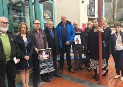 Mary Boyle Kilkenny screening Gemma O'Doherty