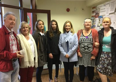 Mary Boyle screening Donegal Gemma O'Doherty